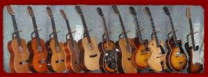 11 Guitars