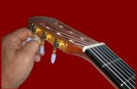 Classical Guitar Tuning