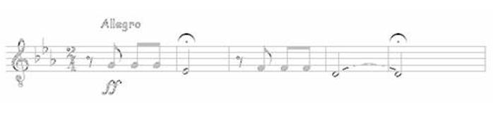 Note Symbols for Classical Guitar 12