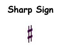 Note Symbols for Classical Guitar 19
