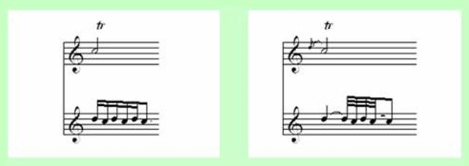 Note Symbols for Classical Guitar 26