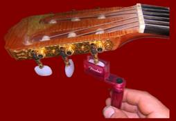 Removing Classical Guitar Strings…