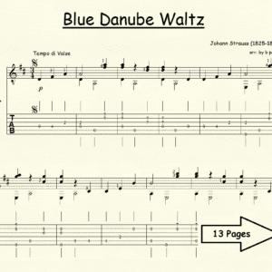 Blue Danube Waltz