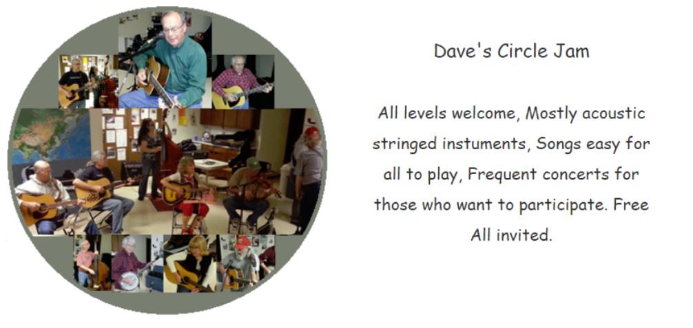 Daves Circle Jam