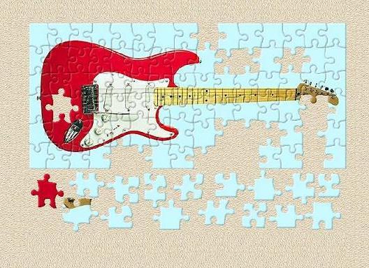 Fender Puzzle