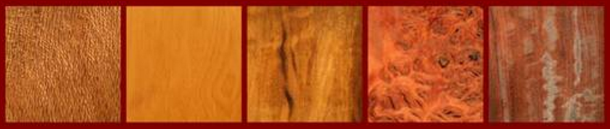 Honeysuckle, Huon Pine, Imbuya, Jarrah Burl, Figured Katalox for the Classical Guitar