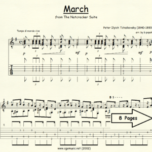 March from The Nutcracker Suite