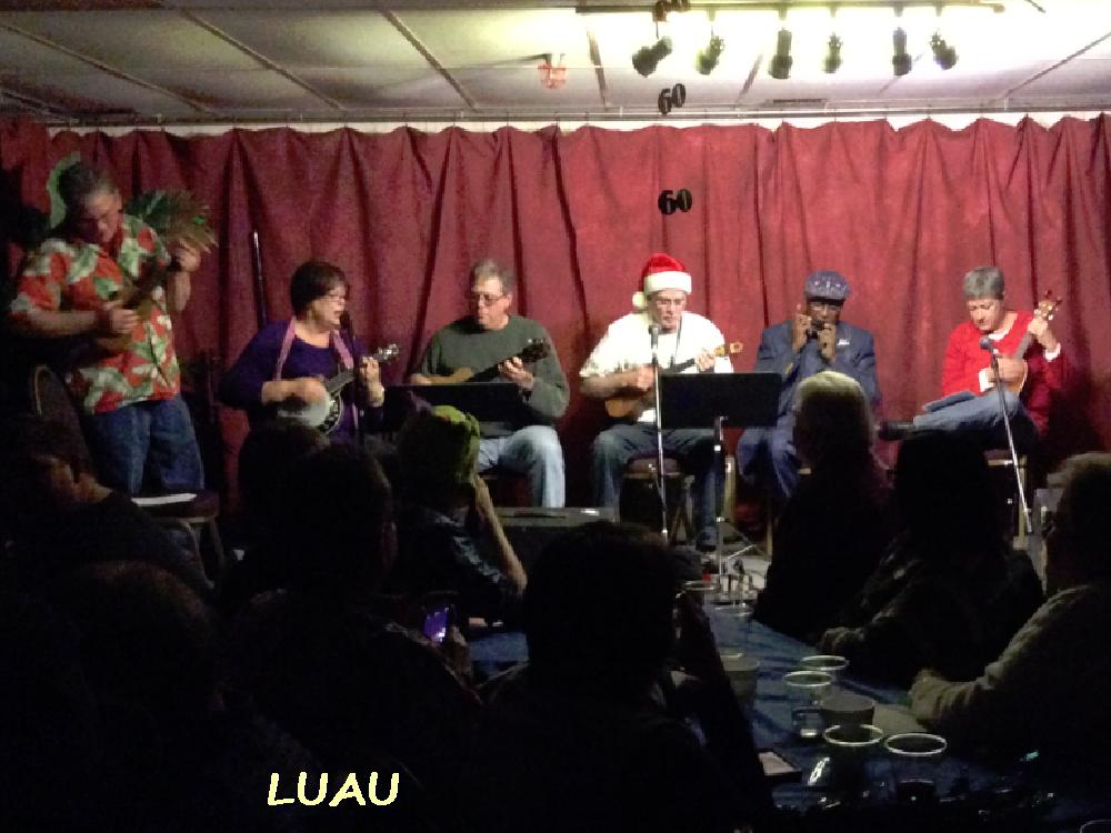 cgsmusic: LUAU