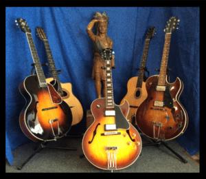 Archtops Guitars @ cgsmusic