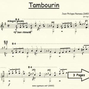 Tambourin